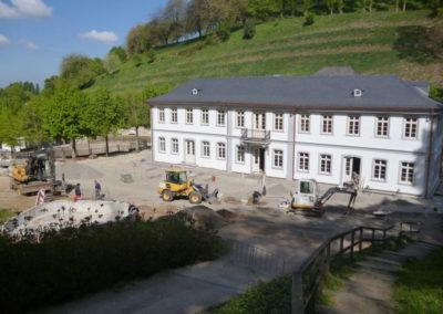 Fürstenlager Auerbach Straßenbau 2