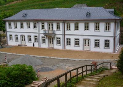 Fürstenlager Auerbach Terrassenbau