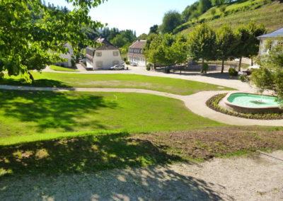 Fürstenlager Auerbach Gartenlandschaft