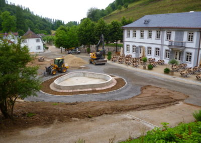 Fürstenlager Auerbach Umgestaltung Wege 2